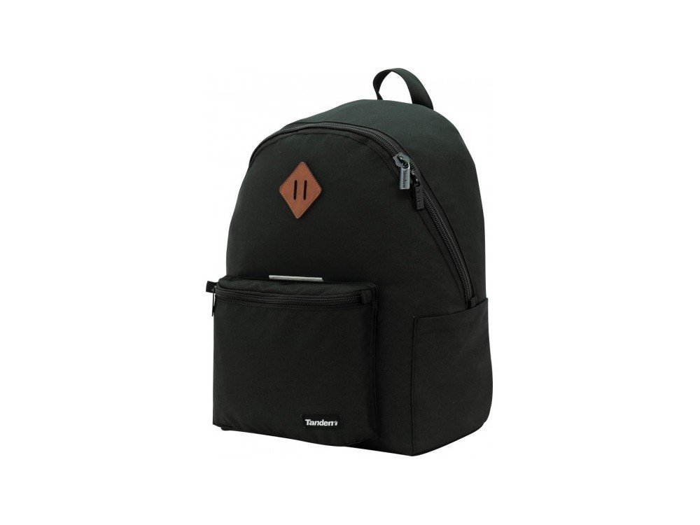 MOCHILA SPORTANDEM WORLD TEEN 230568 NEGRA