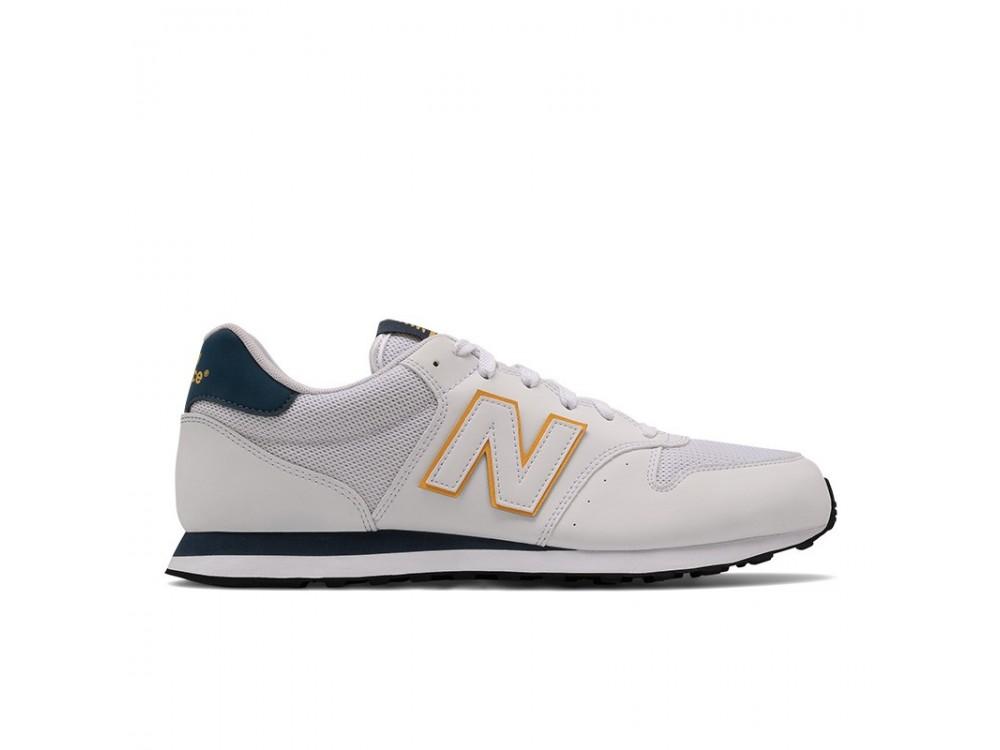 NEW BALANCE: Zapatillas Hombre | GM500 SA1BLANCAS|Comprar New Balance  Baratas.