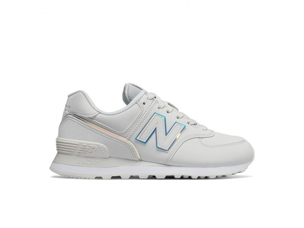 NEW BALANCE  MUJER WL574CLD BLANCA