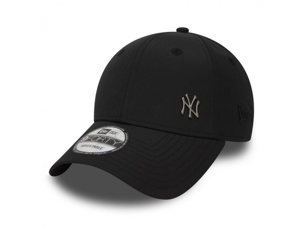 NEW ERA CAP GORRA MLB FLAWLESS LOGO BASIC 11198850 NEGRA