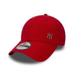 NEW ERA CAP GORRA MLB FLAWLESS LOGO BASIC 11198847 ROJA