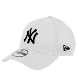 NEW ERA CAP GORRA LEAGUE ESSENTIAL 94  10745455 BLANCA