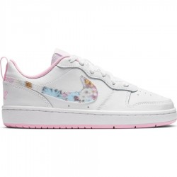 NIKE COURT BOROUGH LOW 2 SE MUJER CK5426 100 BLANCAS