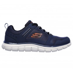 SKECHERS HOMBRE  TRACK - KNOCKHILL AZUL 232001