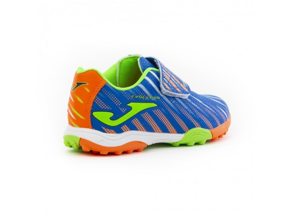 JOMA EVOLUTION JR 2004 ROYAL-VERDE TURF NIÑO