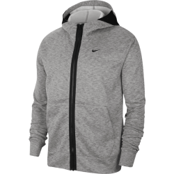 SUDADERA CREMALLERA NIKE SPOTLIGHT HOMBRE CK6414 063 GRIS