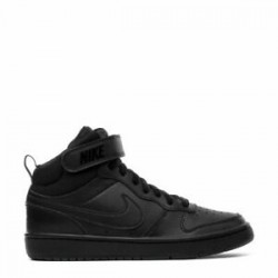 NIKE COURT BOROUGH MD 2 PSV NIÑO-A CD7783 001 NEGRA