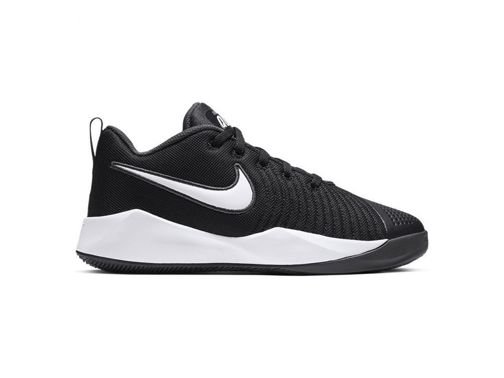 NIKE TEAM HUSTLE QUICK 2 GS AT5298 002 NEGRA