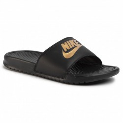 Nike Benassi JDI Chanclas 343880 016 Negras