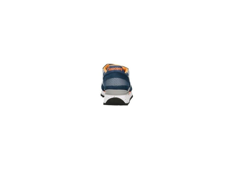 SAUCONY SHADOW HOMBRE S2108-772 AZUL/GRIS/NARANJA