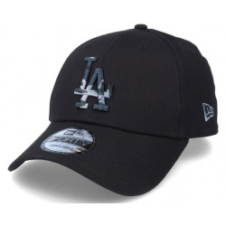 NEW ERA GORRA LOS ANGELES CAMO INFILL  9FORTY  60112621 NEGRA