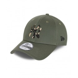 NEW ERA GORRA CAMO INFILL  9FORTY JANKEES 60112617 VERDE