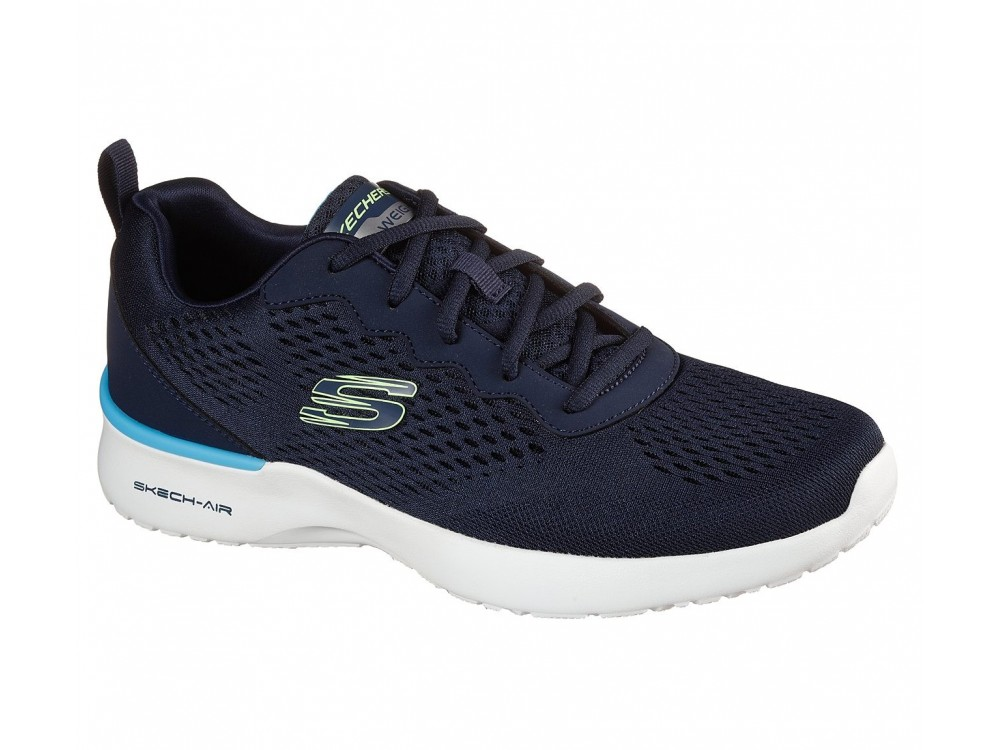 SKECHERS HOMBRE SKECH-AIR DYNAMIGHT 232291/NVY AZUL MARINO