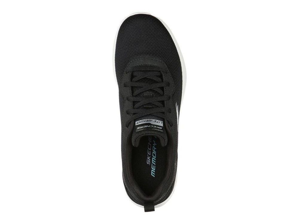 SKECHERS MUJER CKECH-AIR DYNAMIGHT 149346/BKW NEGRA