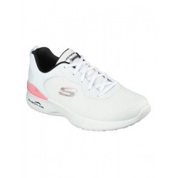 SKECHERS MUJER CKECH-AIR DYNAMIGHT 149346/WBPK BLANCA