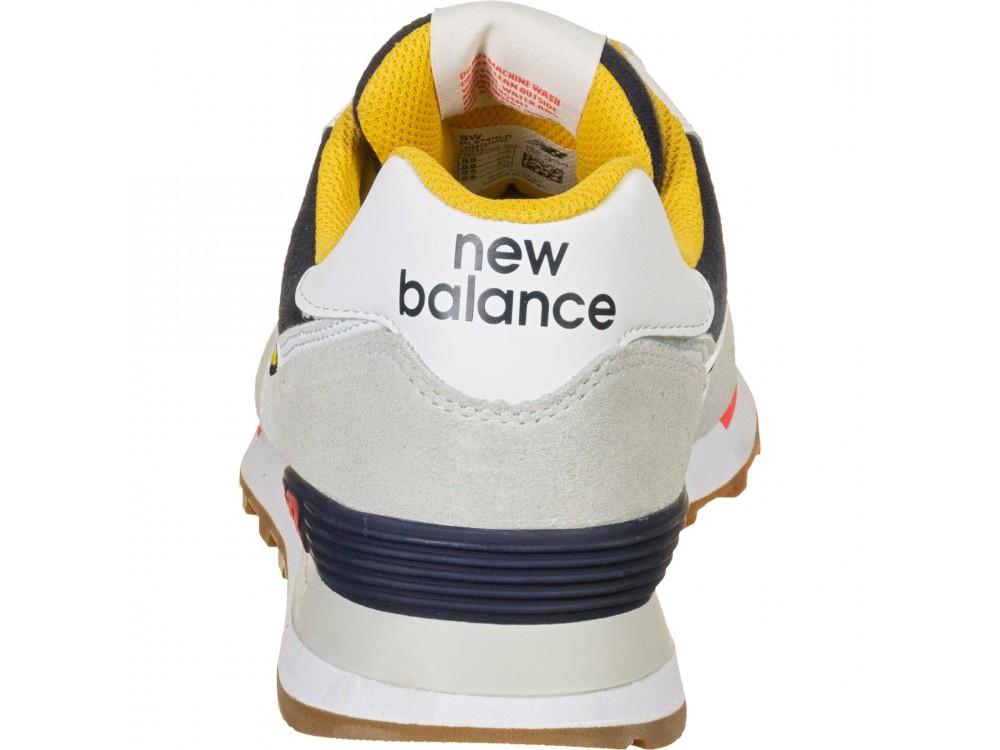 NEW BALANCE  HOMBRE ML574NLD BLANCAS
