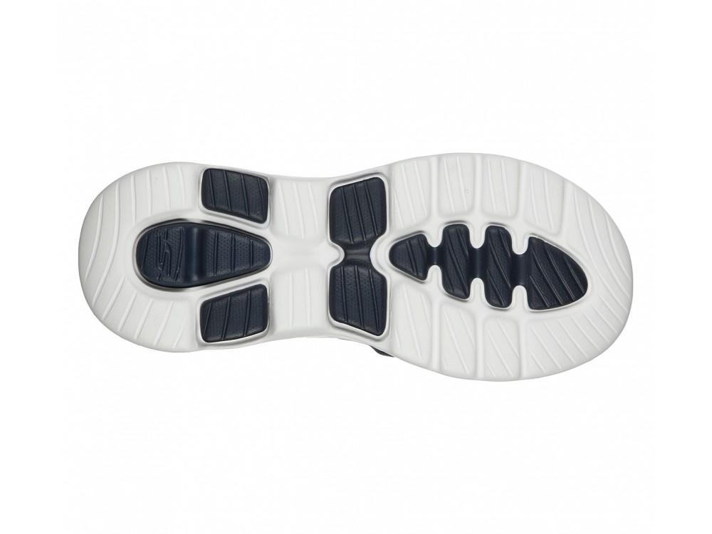CHANCLAS SKECHERS HOMBRE GO WALK SURFS  243005/NVY AZUL MARINO