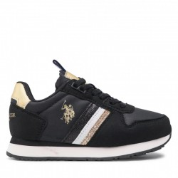 US POLO ASSN NOBIK003K/AYH1 S Blk M MUJER NEGRO