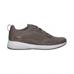 SKECHERS MUJER SQUAD GLAM MARRÓN 31347TPE
