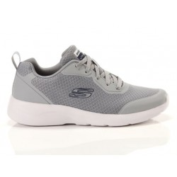 SKECHERS DYNAMIGHT 2.0 FULL PACE 232293/GRY GRIS