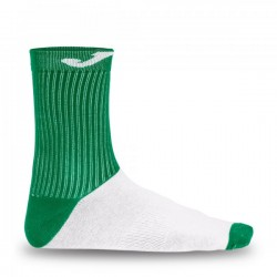 SOCK WITH COTTON FOOT GREEN