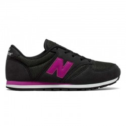 Zapatilla Mujer New Balance KL420 CKY Negras