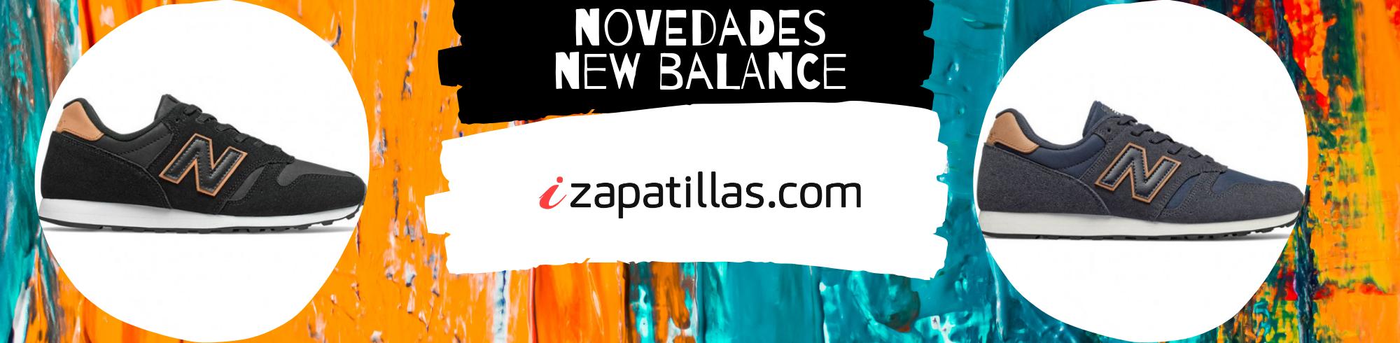 Novedades New Balance Hombre