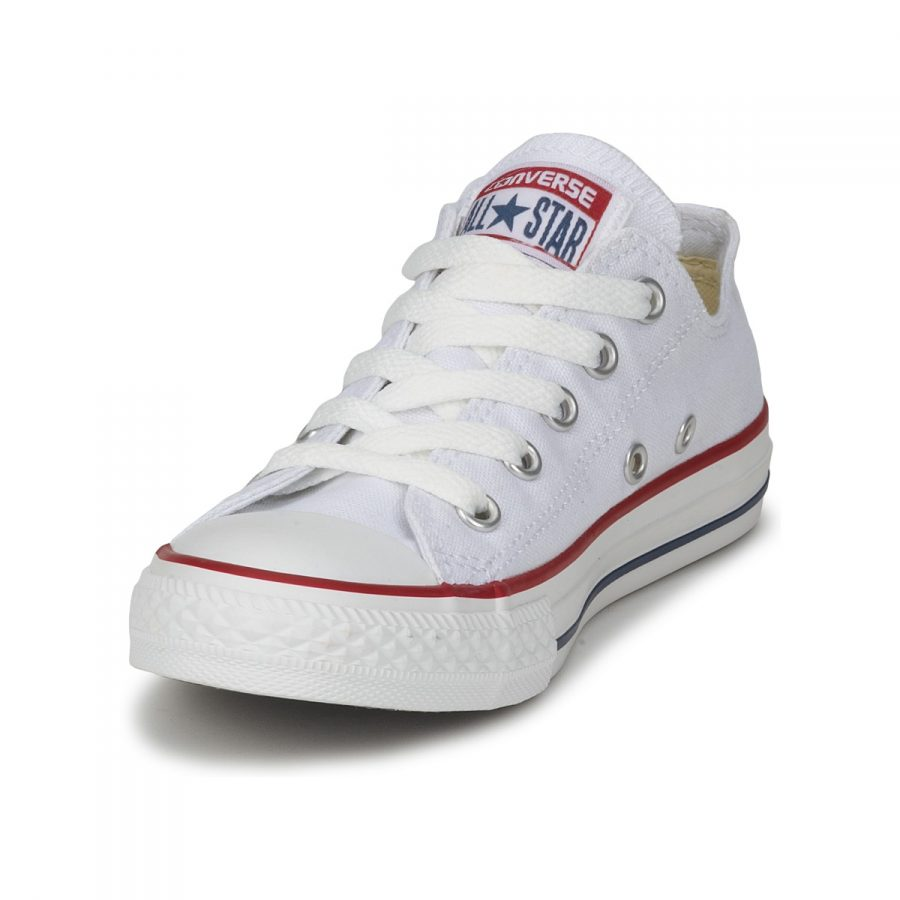 converse niñas all star blancas