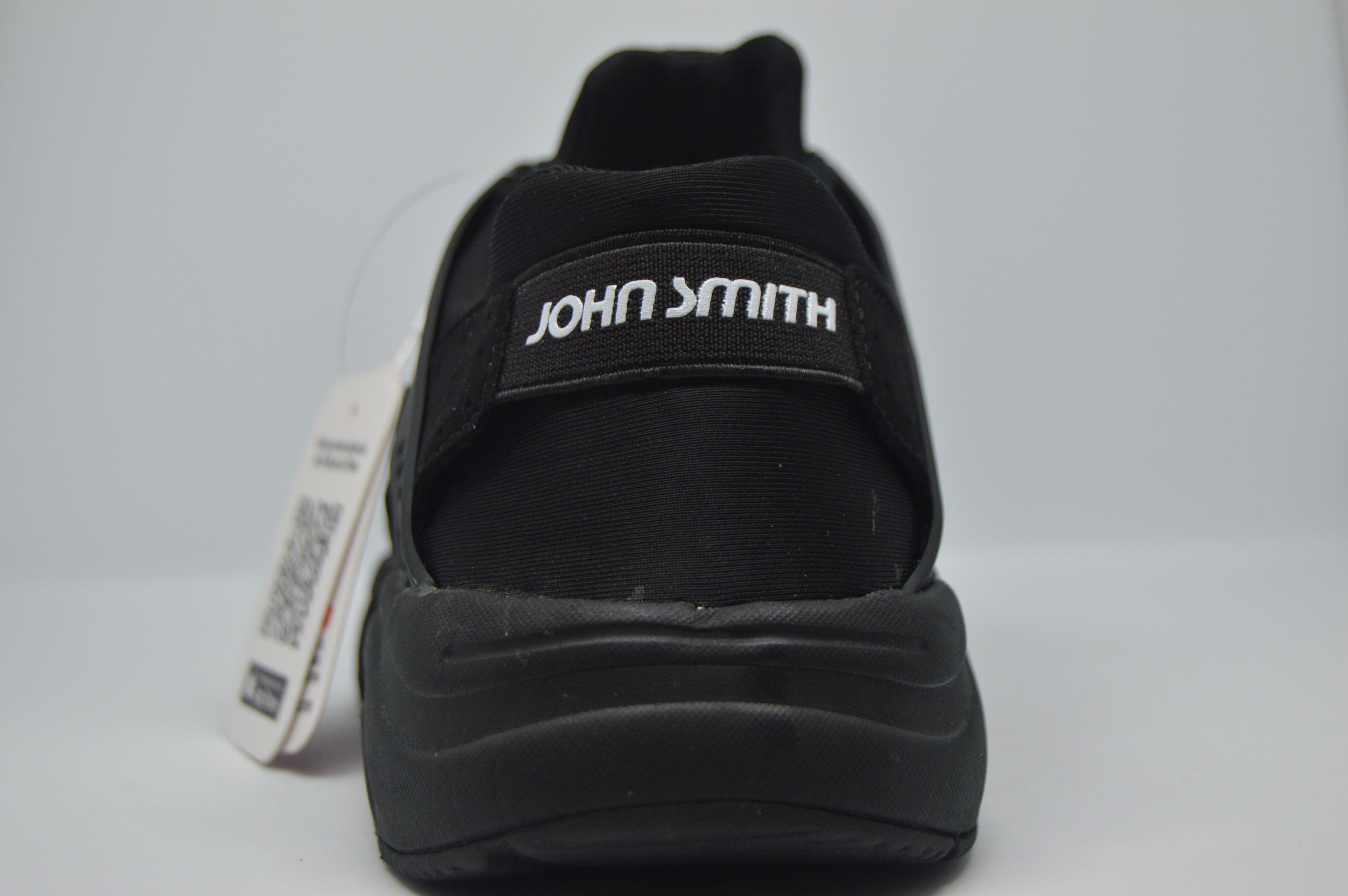 Comprar Zapatillas Hombre John mith Roxin Negras Valencia