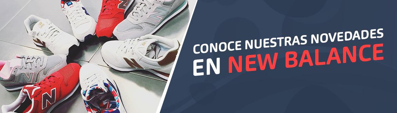 Zapatillas casual New Balance 2017 - Nuevos modelos