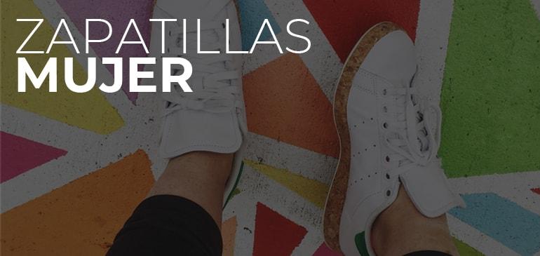 Comprar Zapatillas Mujer