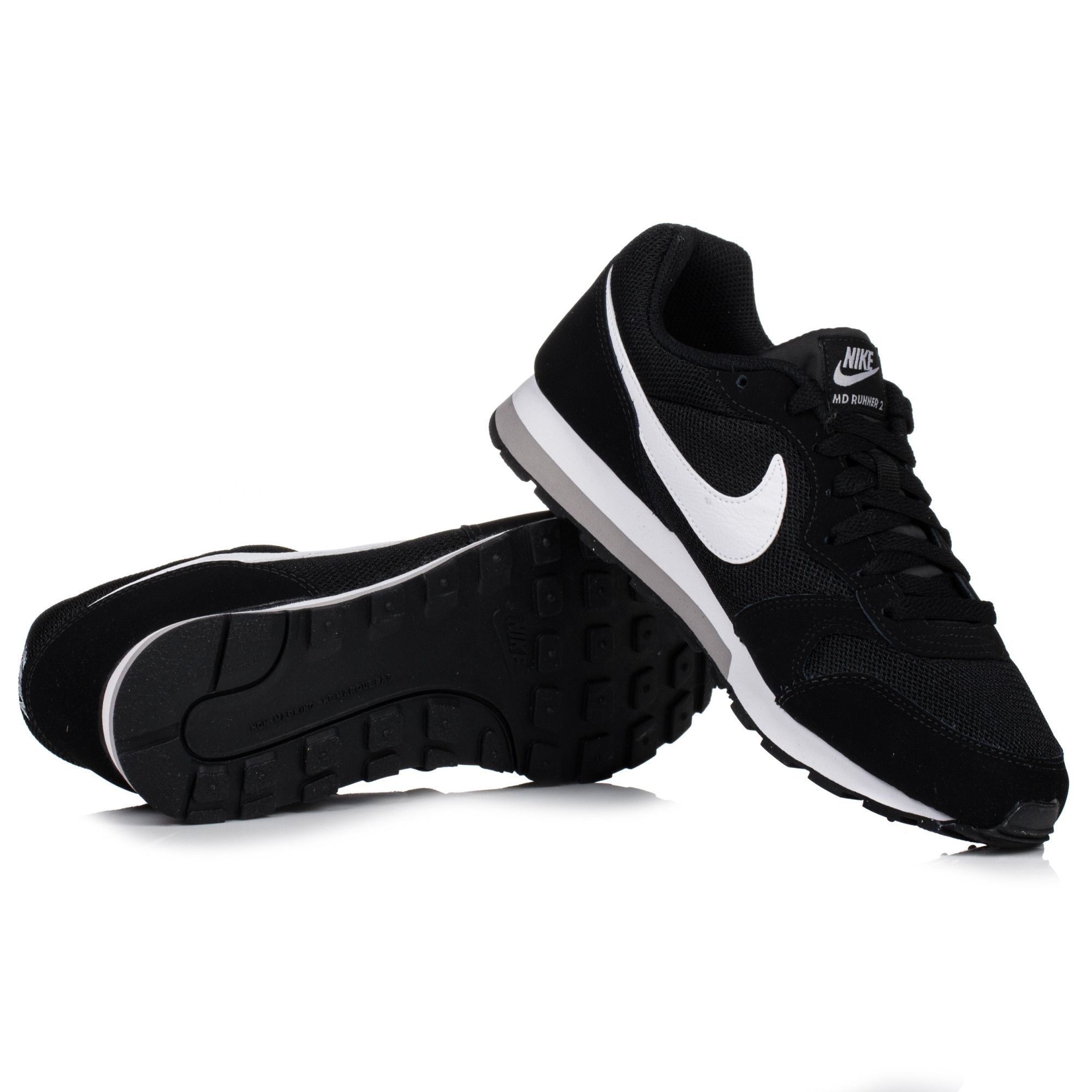 Nike MD Runner Negras