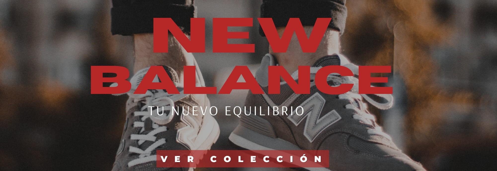 Temporada nueva de New Balance