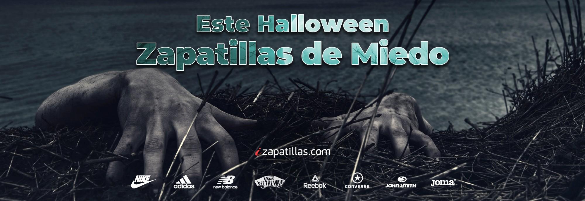 Halloween Izapatillas 2021
