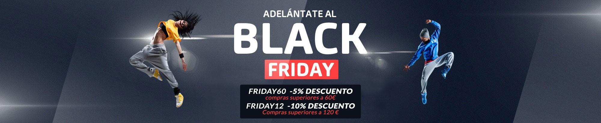 Descuentos Izapatillas Black Friday