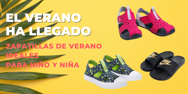 Zapatillas Verano Niño