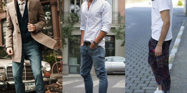 Looks con zapatillas para hombre