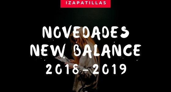 Novedades New Balance Mujer 2019-2020