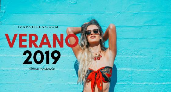 Zapatillas Verano 2019 Mujer