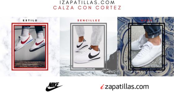 Zapatillas Nike Cortez Leather