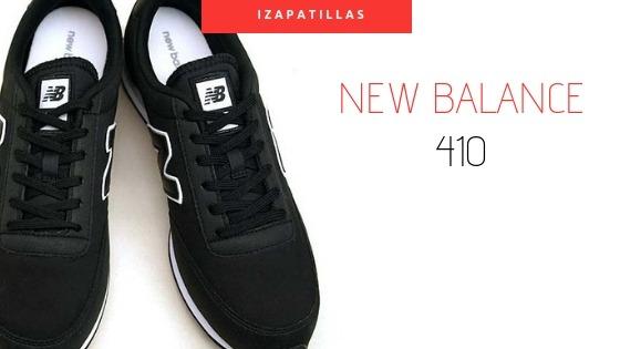 new balance 410 negras mujer